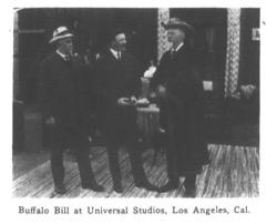 Buffalo Bill at Universal Studios