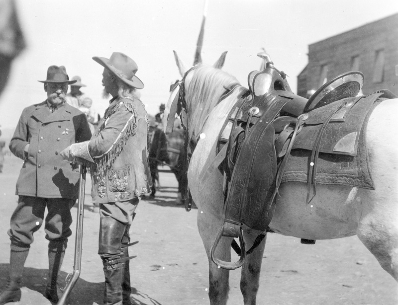 life and works of william f cody The life and adventures of honorable william f cody–buffalo bill–as told by himself, make up a narrative which reads more like romance than reality, and which.