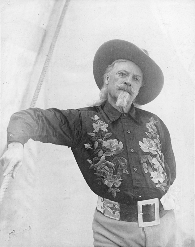 a biography of william frederick cody aka buffalo bill William f cody buffalo bill (1846-1917) in a life that was part legend and part  fabrication, william f cody came to embody the spirit of the west for millions,.